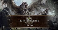 Monster Hunter World Beta Banner