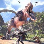 Monster Hunter World Beta Screen 1
