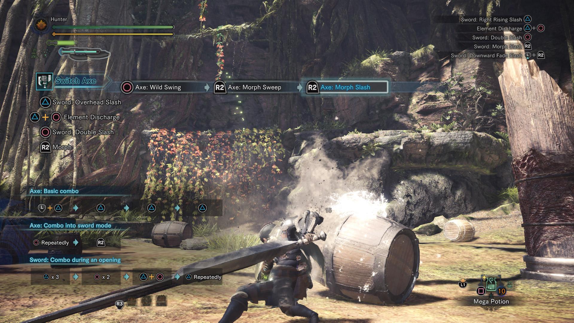 Monster Hunter World Beta Screen 3