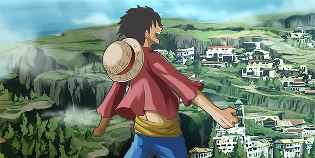 One Piece World Seeker Banner