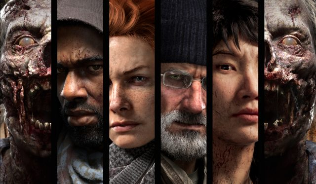 Overkill's The Walking Dead Characters