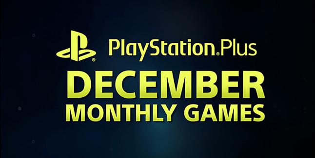 PS Plus December 2017 Banner