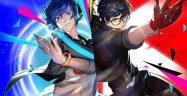 Persona 3 Persona 5 Banner