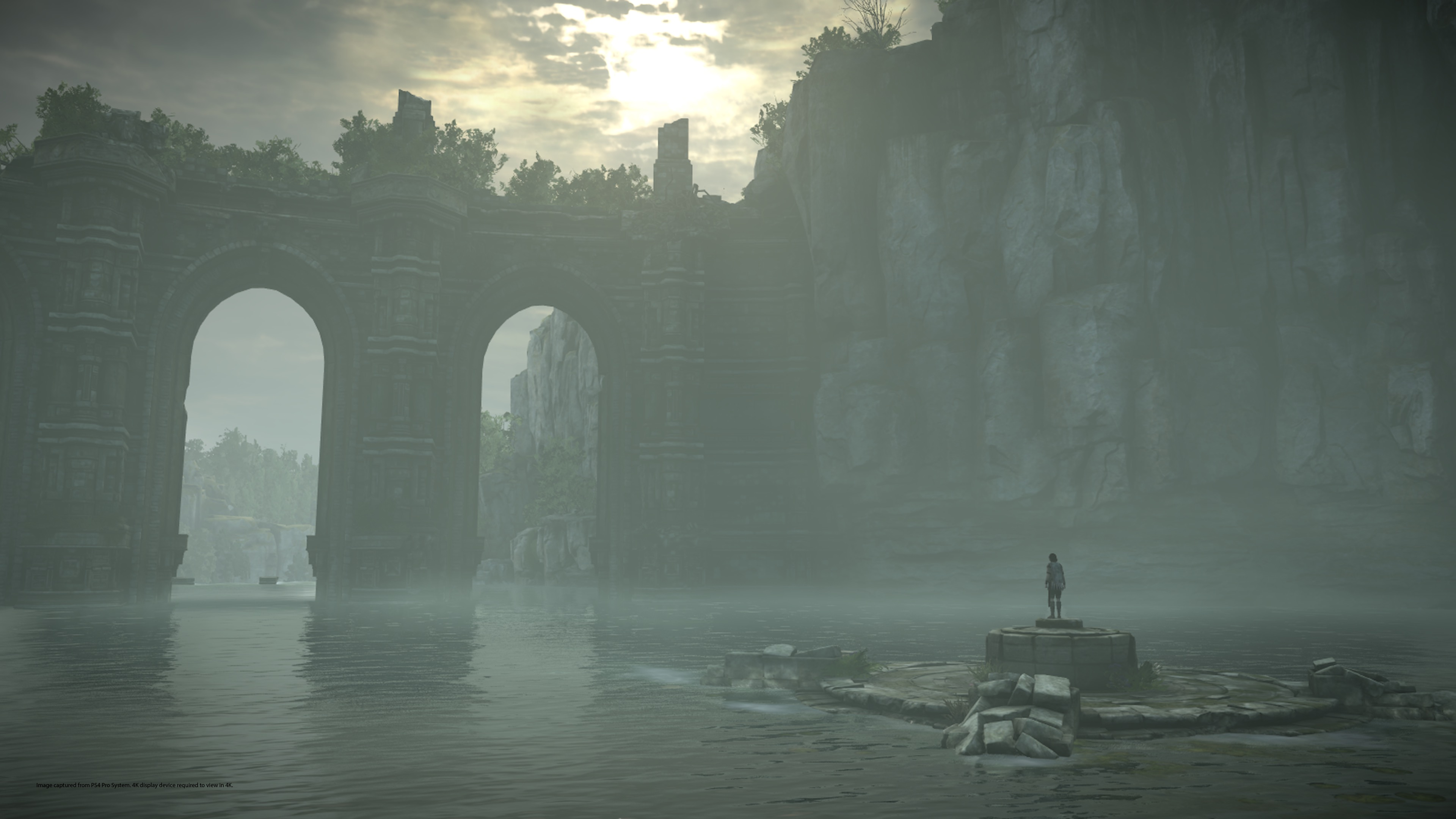 Shadow Of The Colossus Ps4 Screen 3