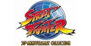 Street Fighter 30th Anniversary Collection Logo