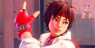 Street Fighter V Sakura Banner