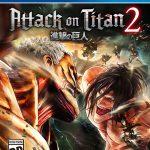 Attack on Titan 2 PS4 Boxart