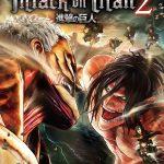 Attack on Titan 2 Switch Boxart