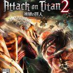 Attack on Titan 2 Xbox One Boxart