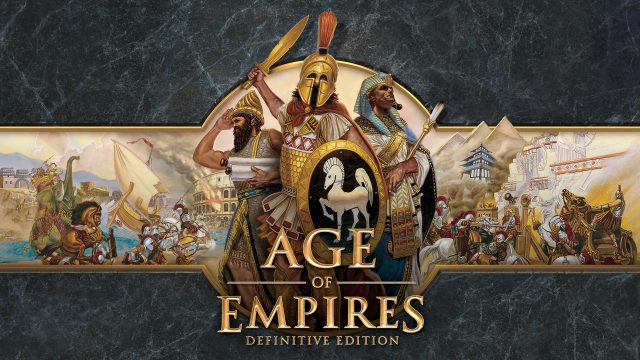 Age of Empires Definitive Edition Key Art