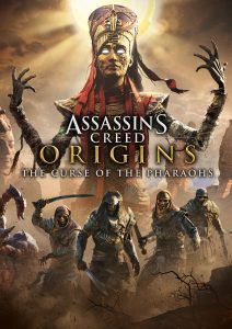 Assassin's Creed Origins The Curse of Pharao Key Art