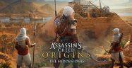 Assassin's Creed Origins The Hidden Ones Banner