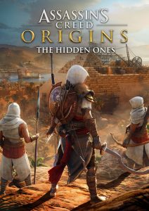 Assassin's Creed Origins The Hidden Ones Key Art