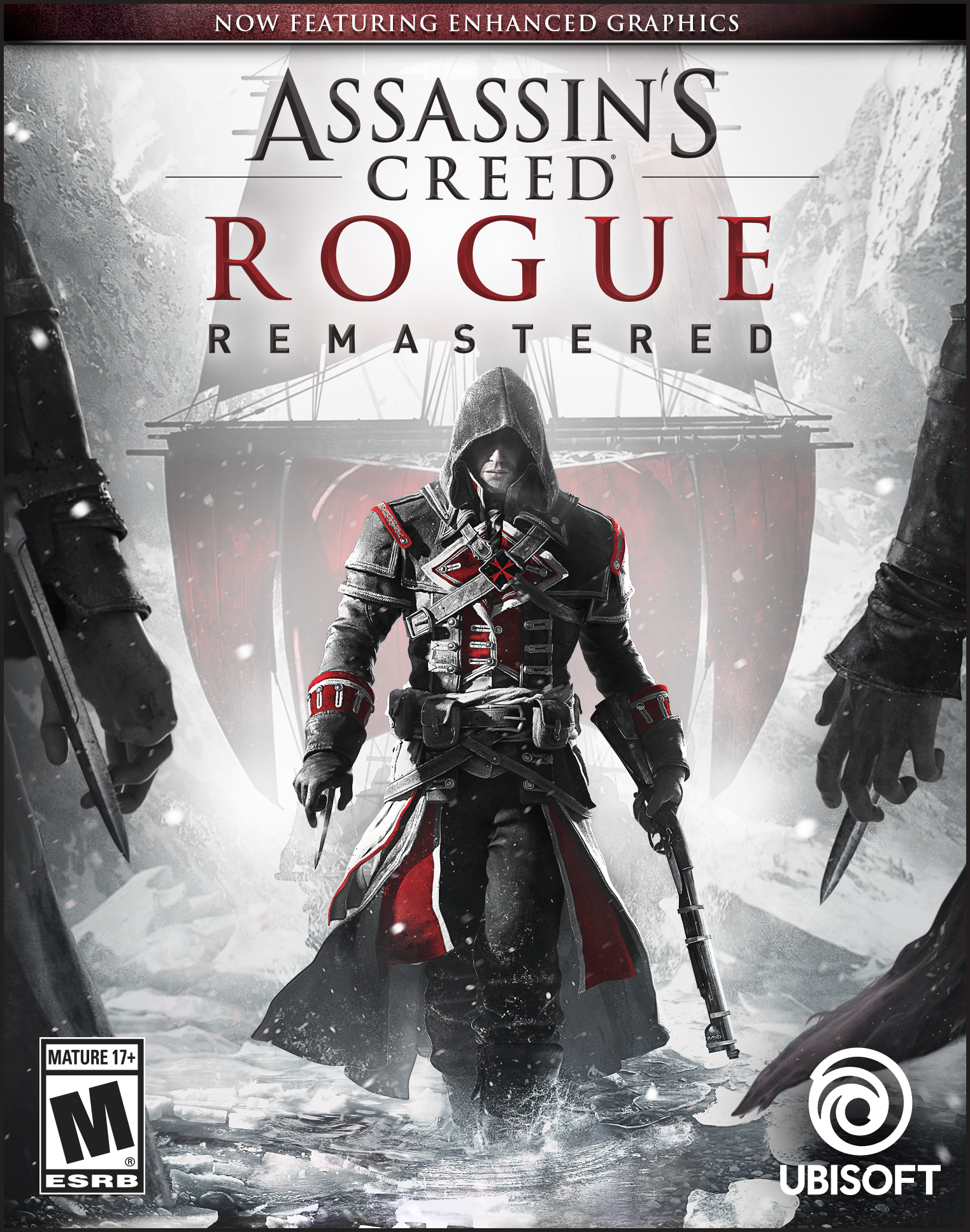 Assassins Creed Rogue Remastered Cover Art