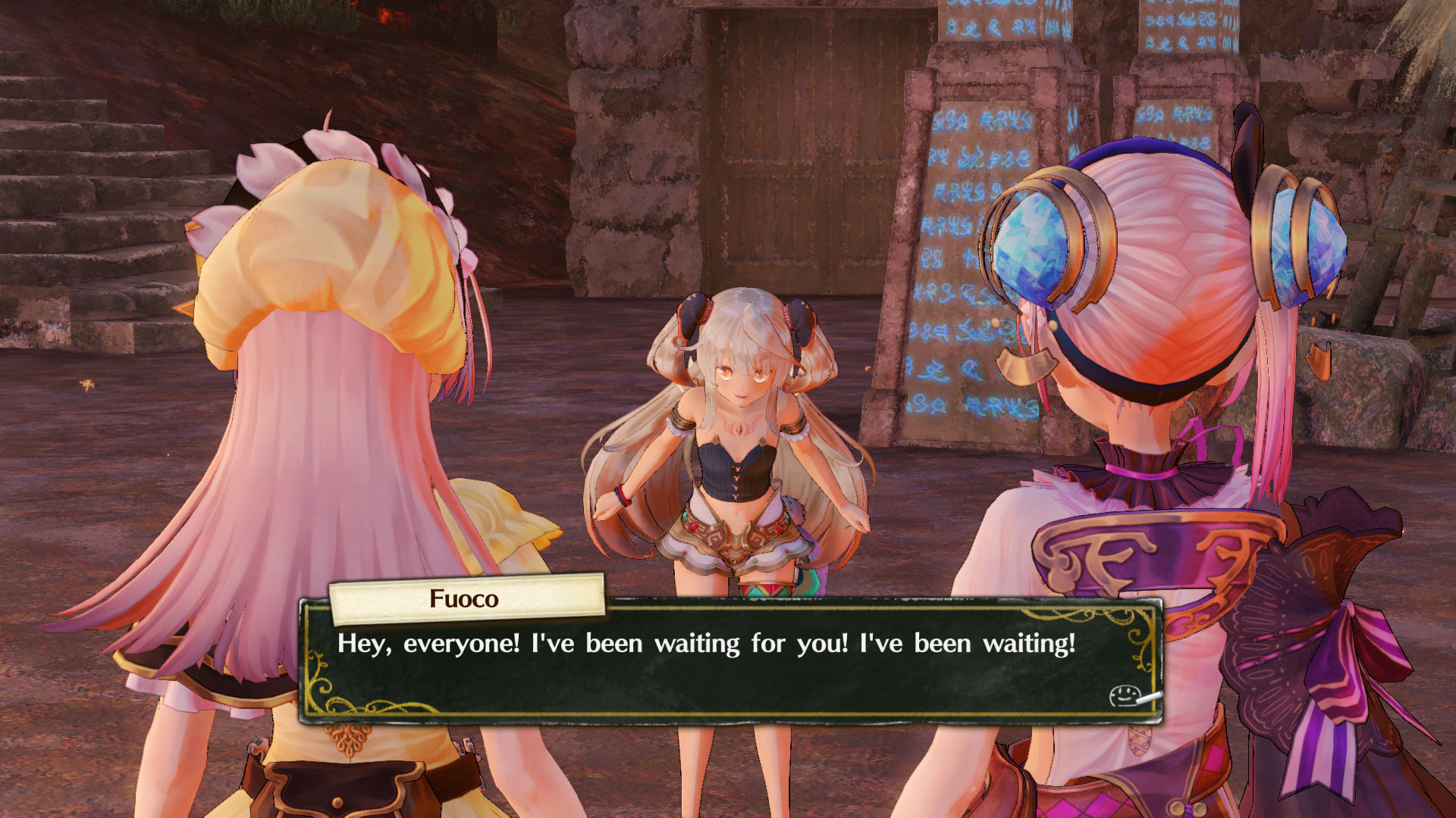 Atelier Lydie and Suelle Screen 10