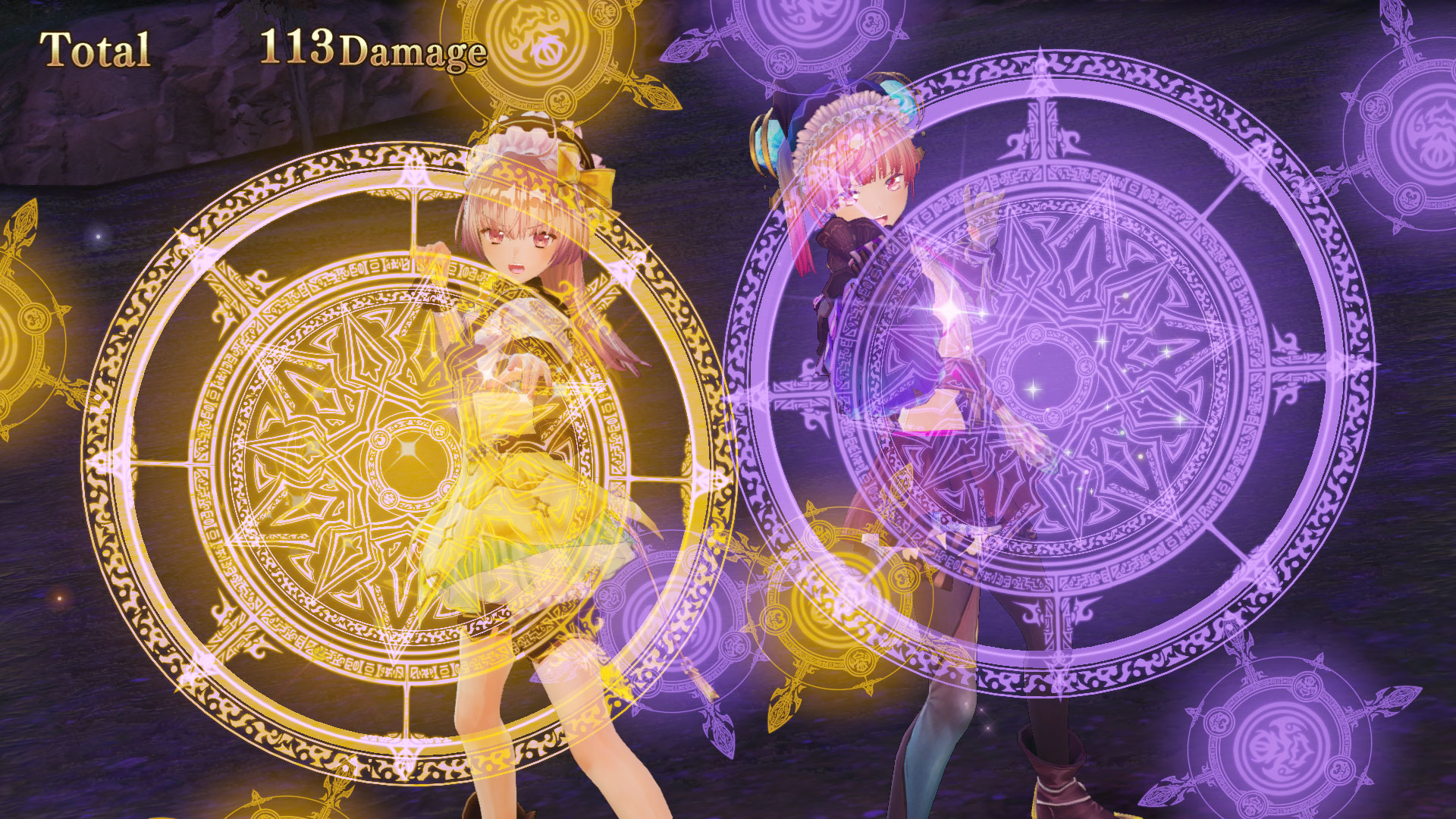 Atelier Lydie and Suelle Screen 23