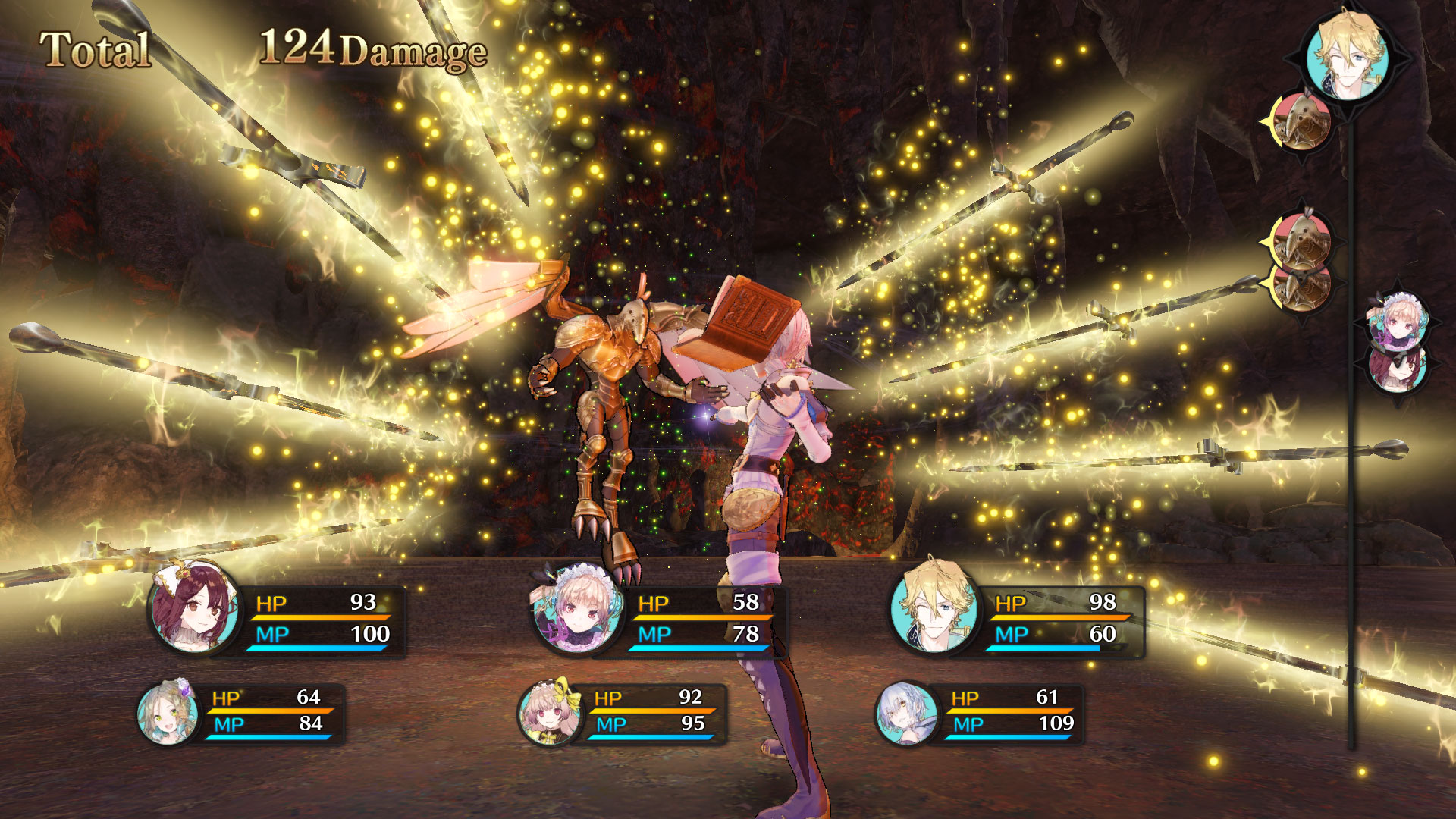 Atelier Lydie and Suelle Screen 30
