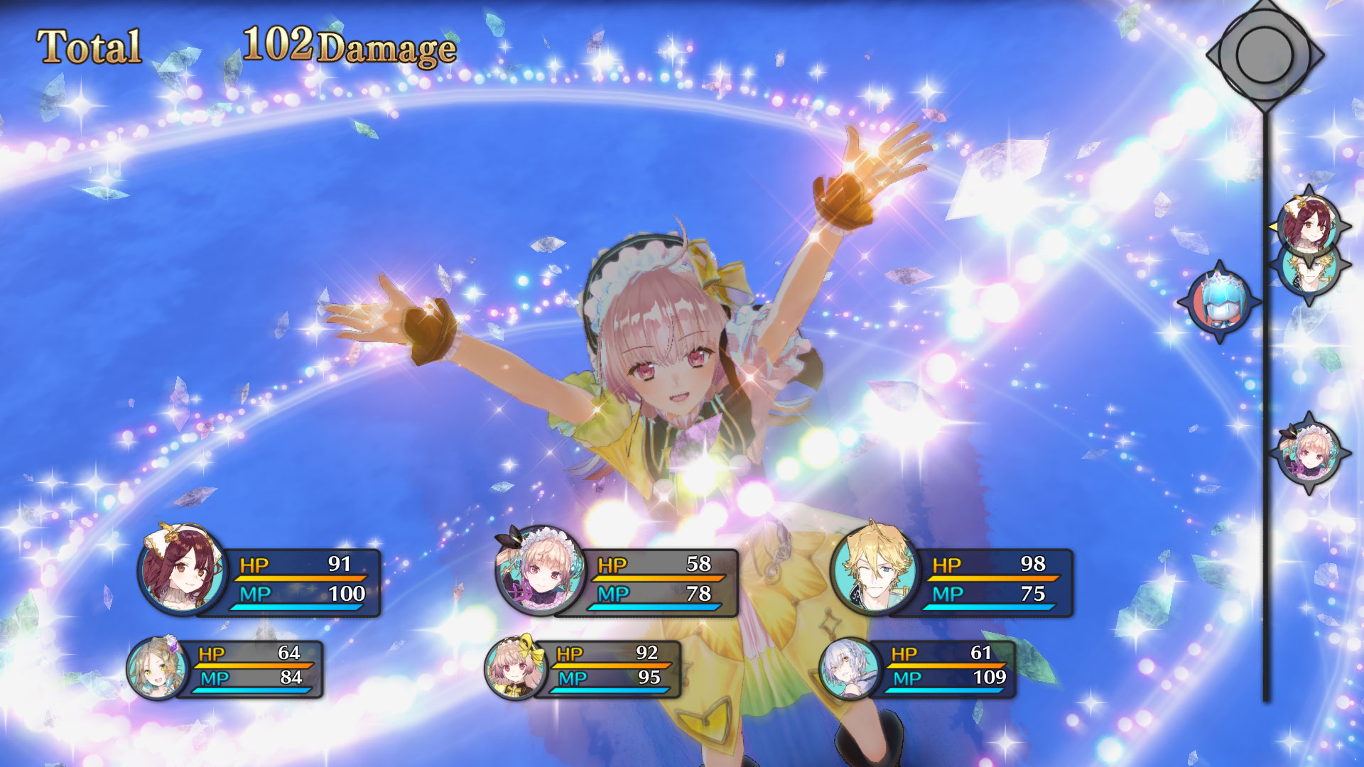Atelier Lydie and Suelle Screen 32