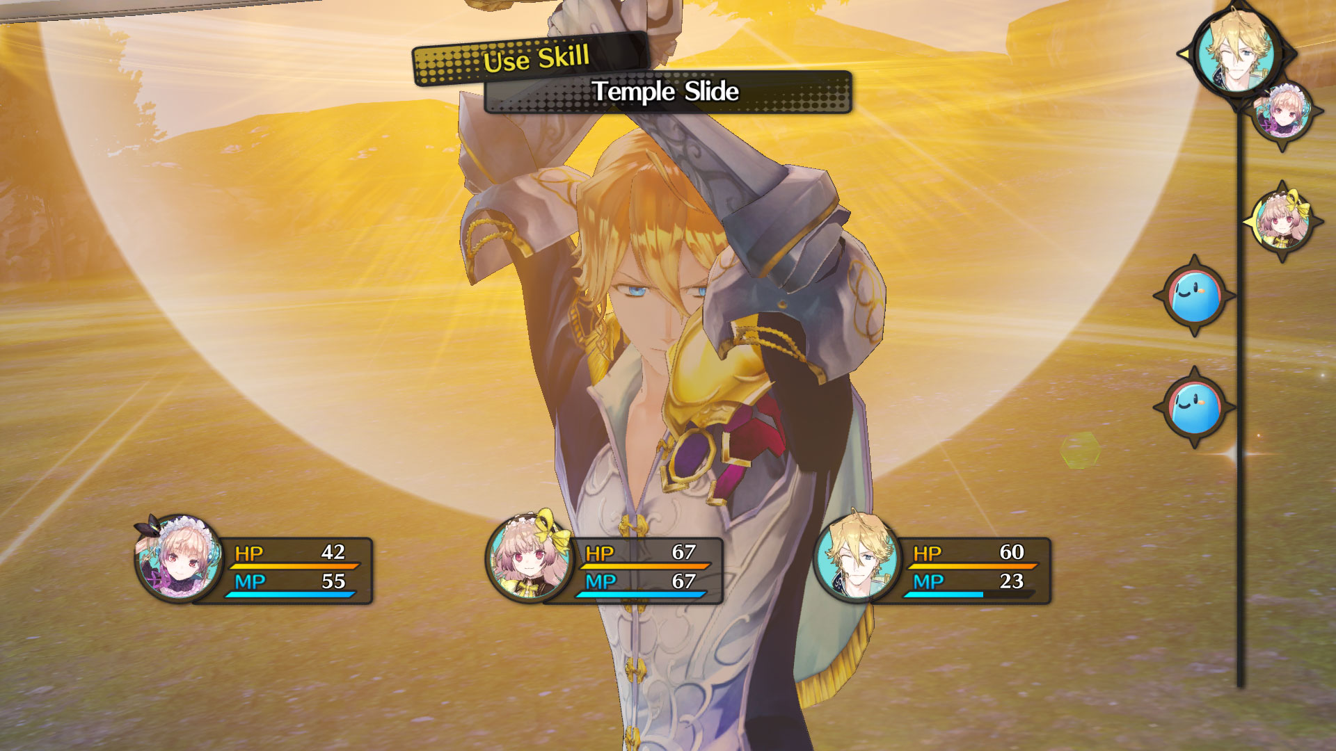 Atelier Lydie and Suelle Screen 38