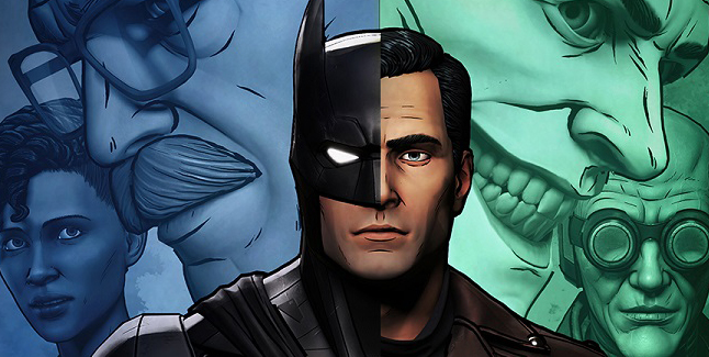Batman The Enemy Within Episode 4 Banner