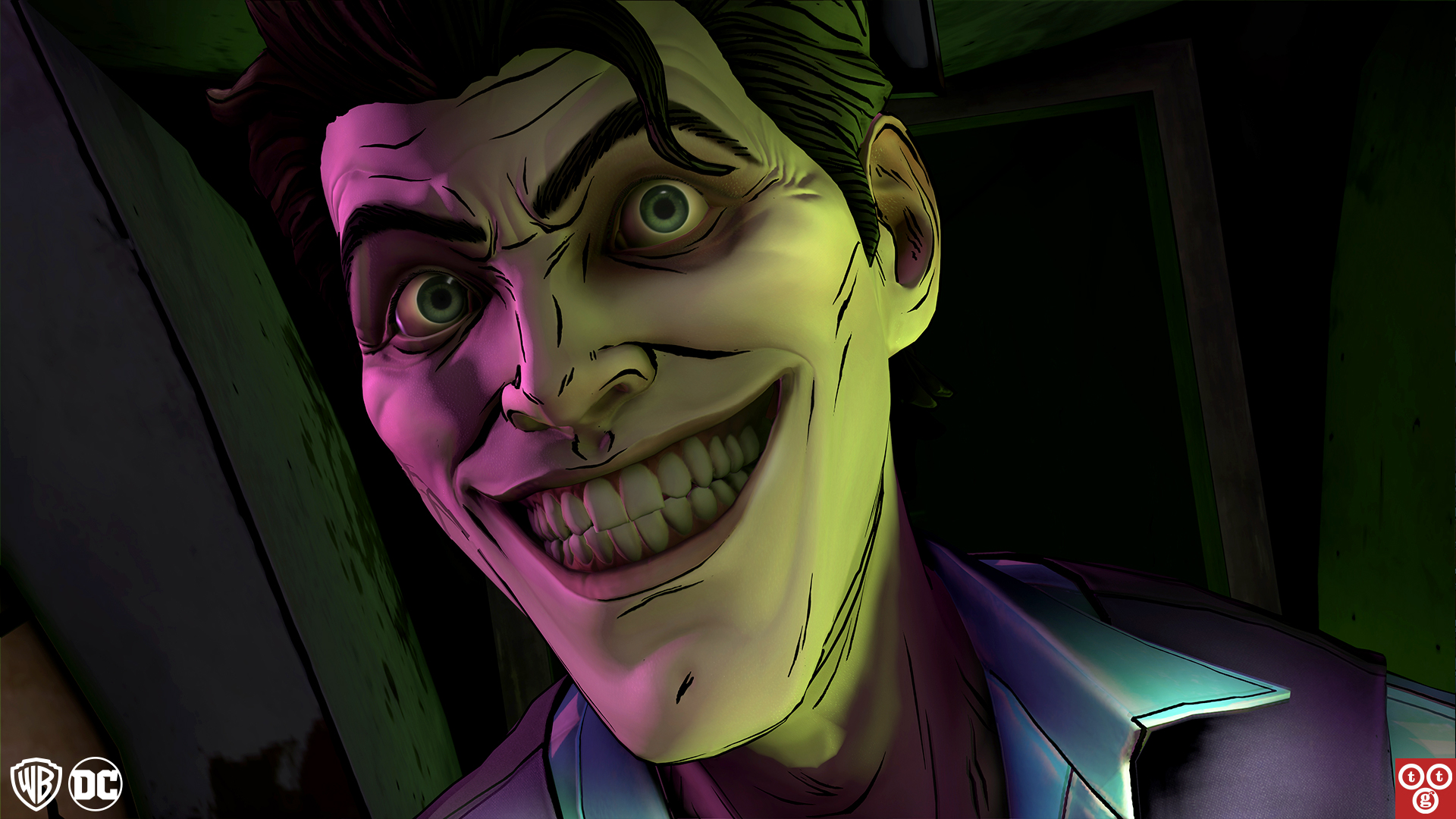 Batman The Enemy Within Episode 4 Screen 3