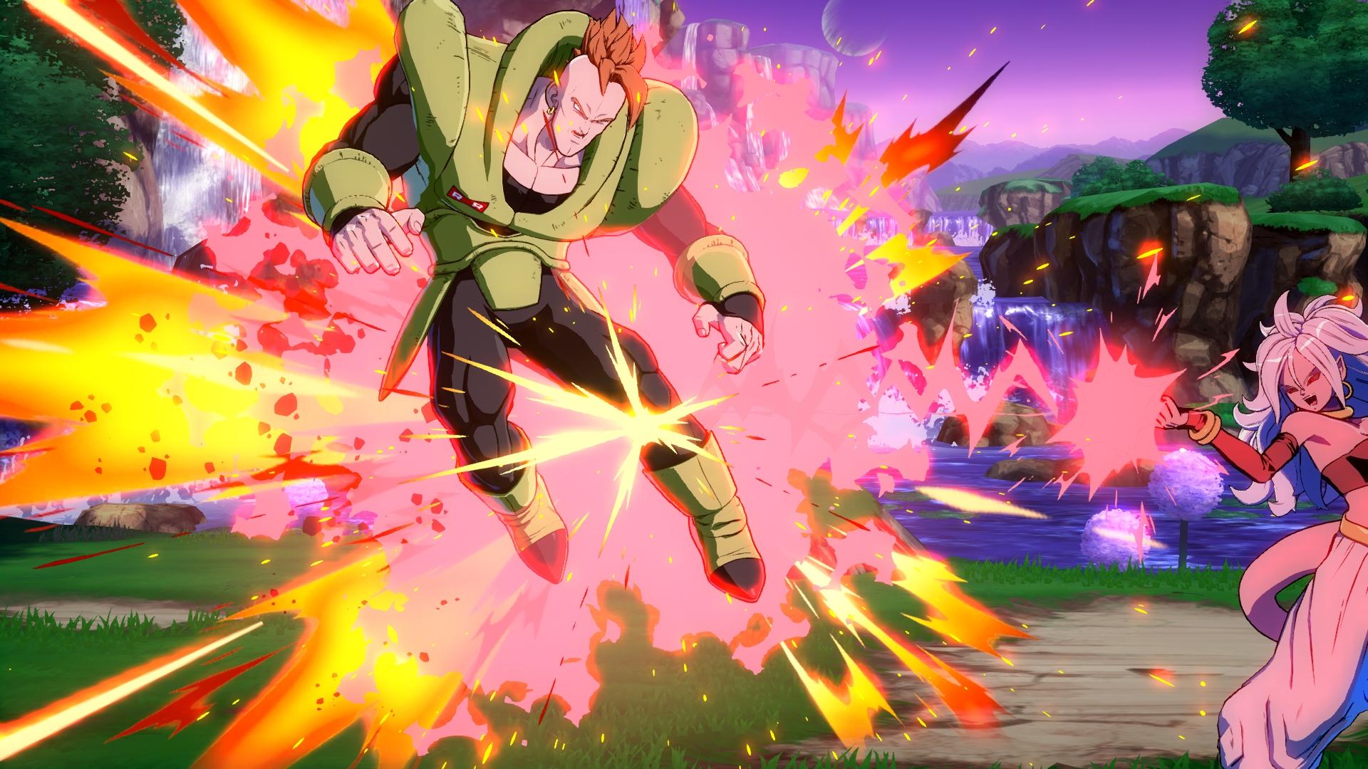 Dragon Ball FighterZ Screen 14