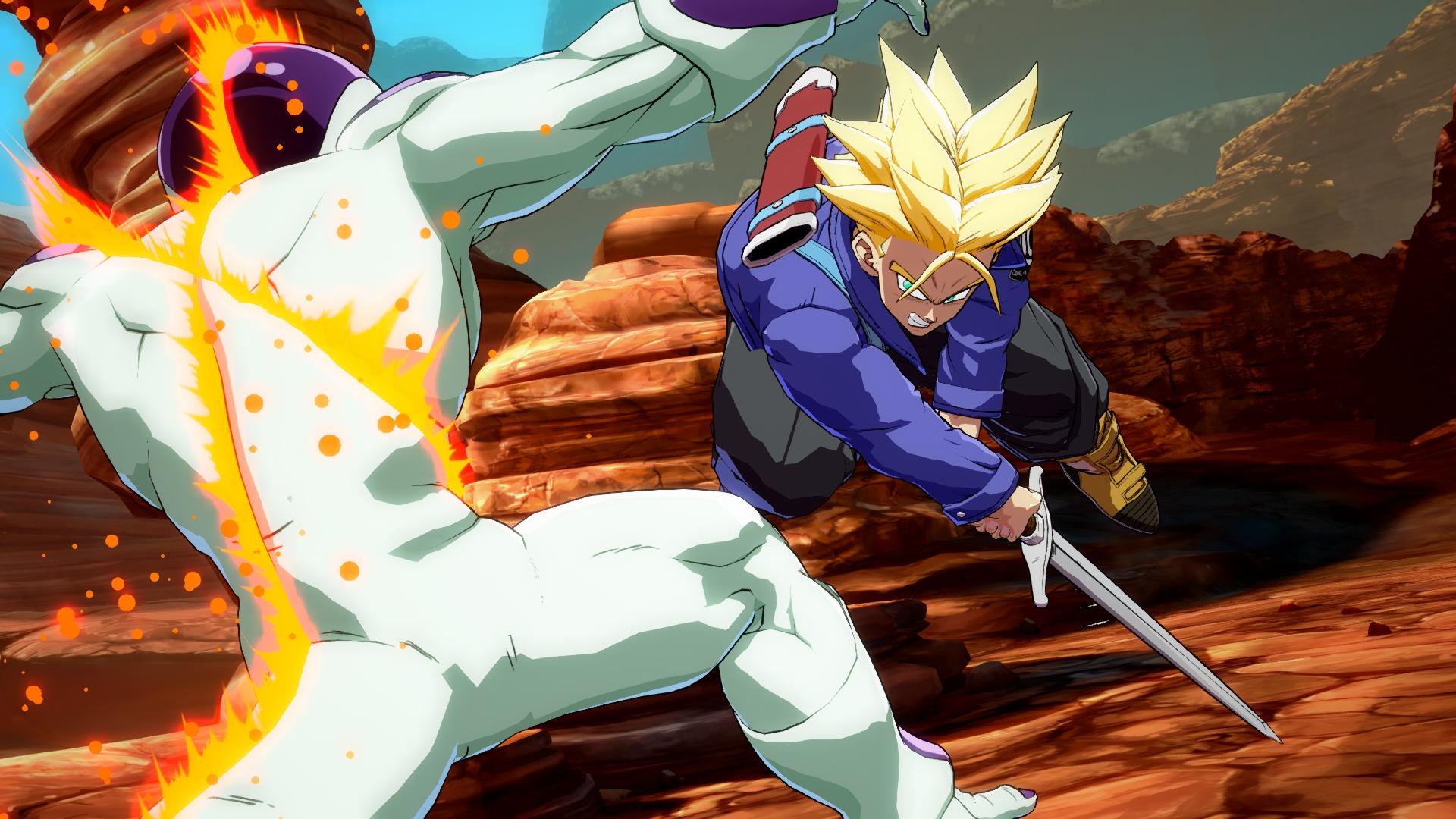 Dragon Ball FighterZ Screen 20