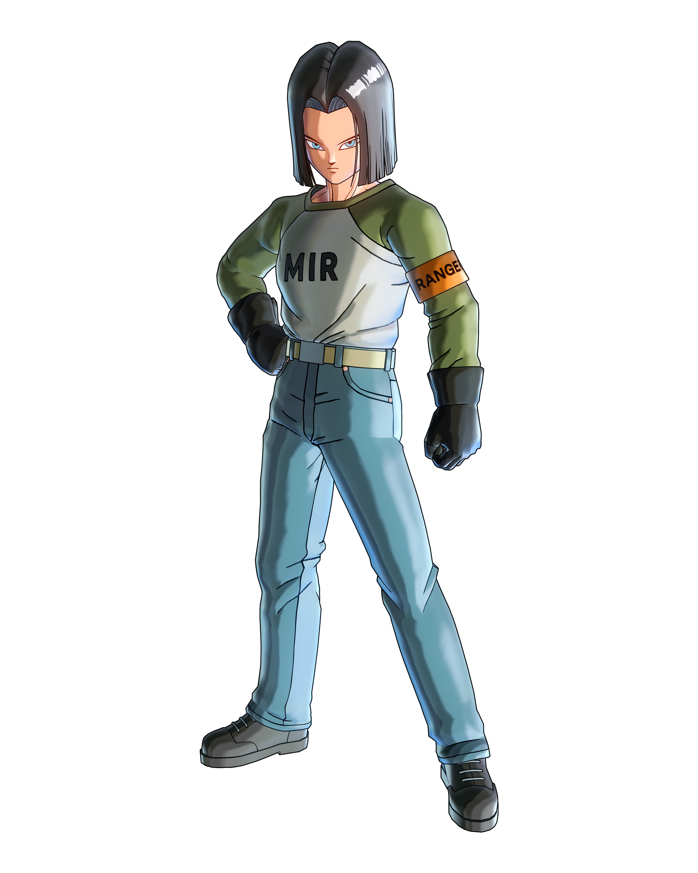 Dragon Ball Xenoverse 2 DLC Android 17