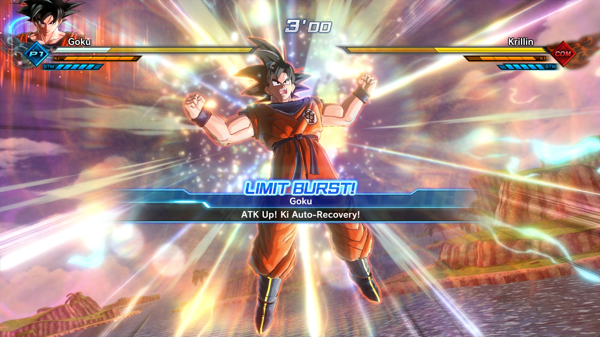 Dragon Ball Xenoverse 2 DLC Screen 7