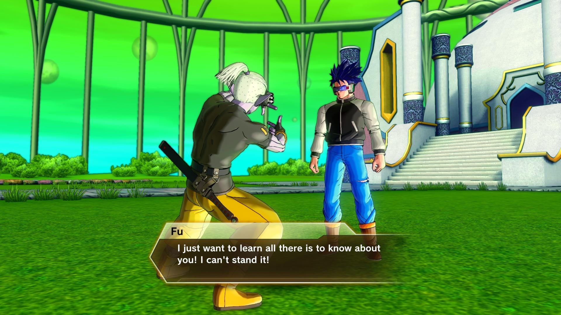 Dragon Ball Xenoverse 2 DLC Screen 9