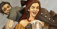 Fable Art - Albion Ale Girl