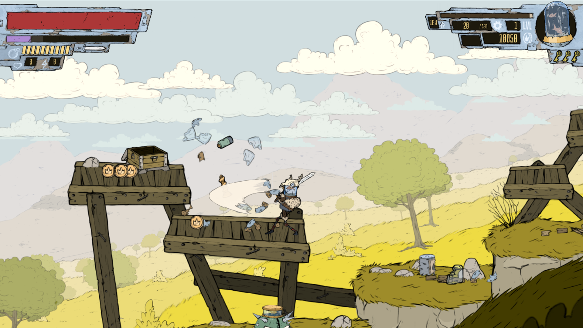 Feudal Alloy Screen 3
