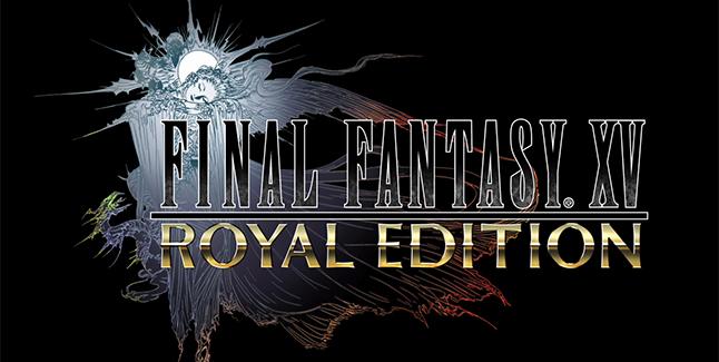 Final Fantasy XV Royal Edition Logo