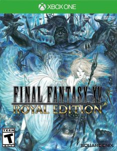 Final Fantasy XV Royal Edition Xbox One Boxart