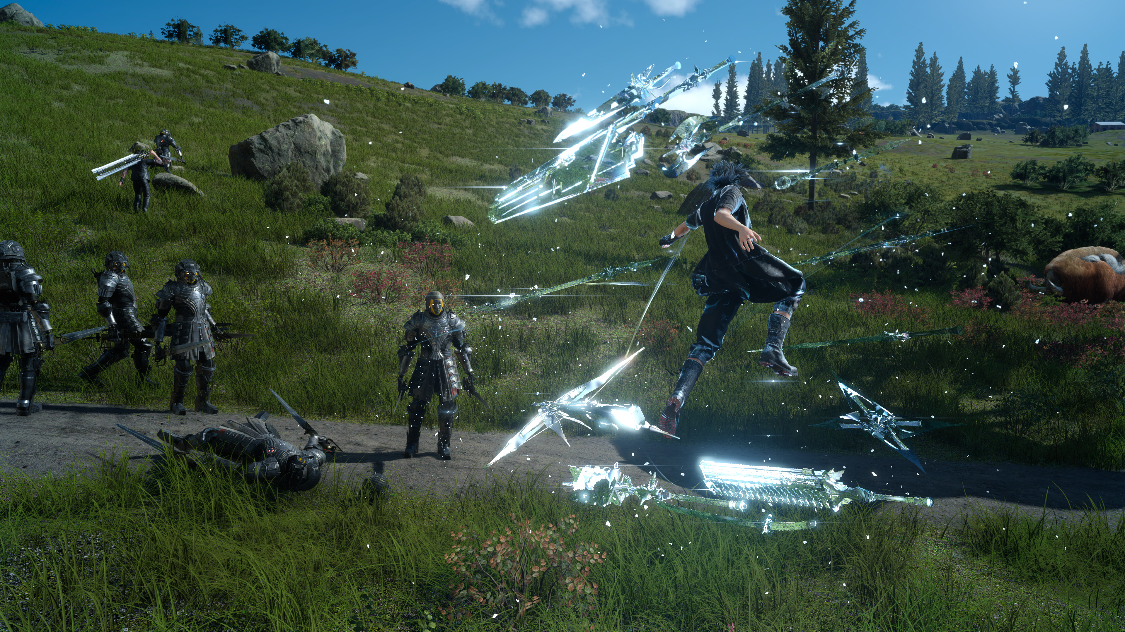 Final Fantasy XV Windows Edition Screen 8