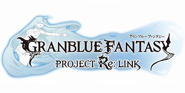 Granblue Fantasy Project Re Link Logo