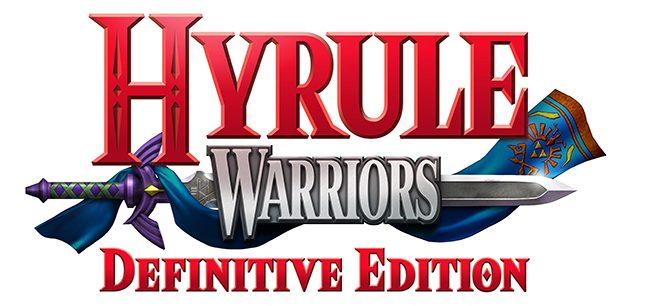 Hyrule Warriors Definitive Edition Logo