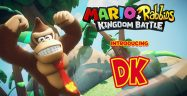 Mario + Rabbids Kingdom Battle Donkey Kong DLC