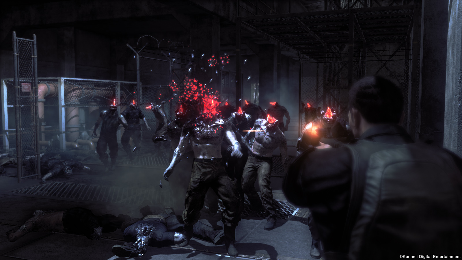 Metal Gear Survive Screen 1