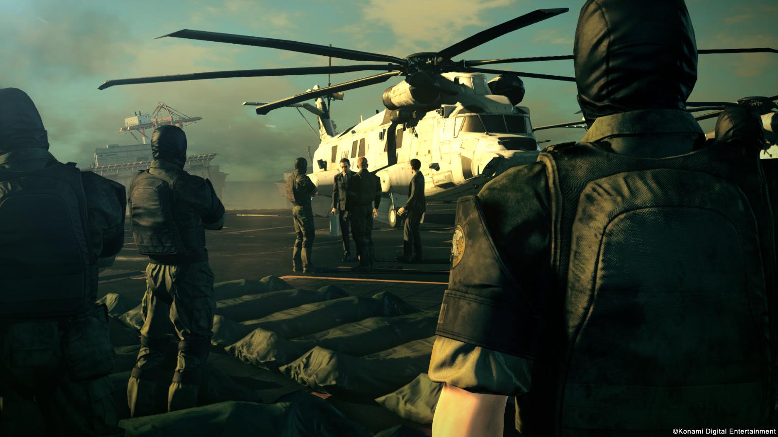 Metal Gear Survive Screen 12