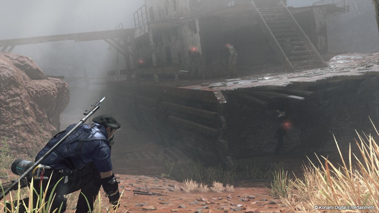 Metal Gear Survive Screen 2