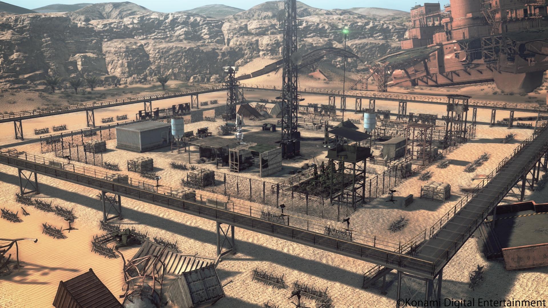 Metal Gear Survive Screen 4