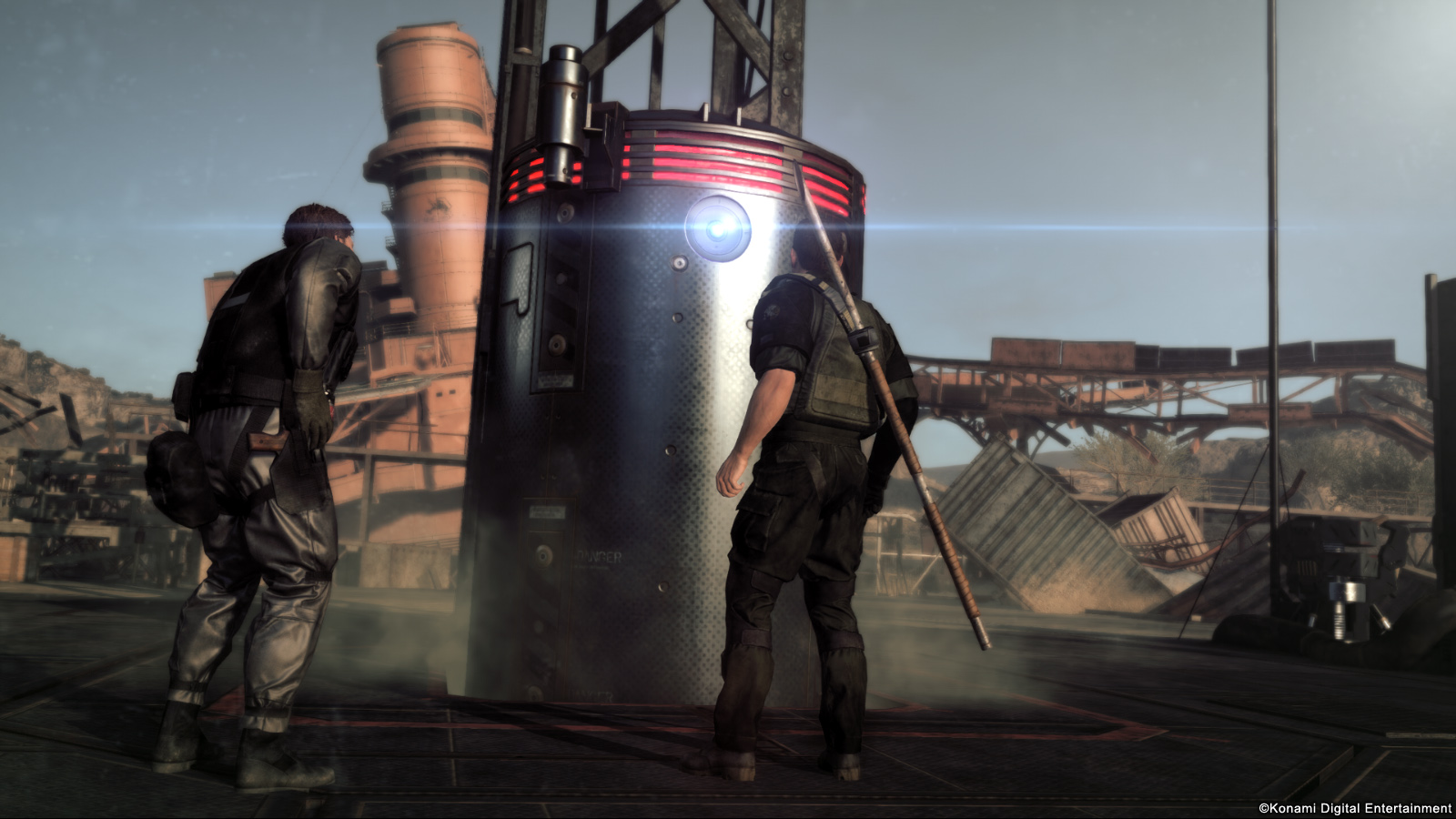 Metal Gear Survive Screen 7