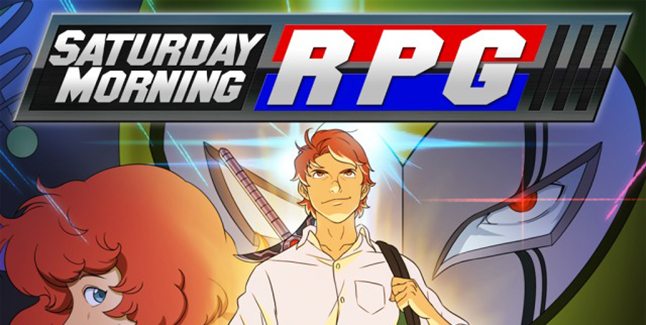 Saturday Morning RPG Banner
