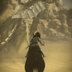 Shadow of the Colossus Remake Photo Mode Image 1