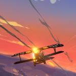Skies of Fury DX Screen