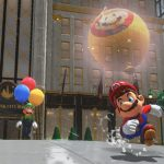Super Mario Odyssey Update Screen 1