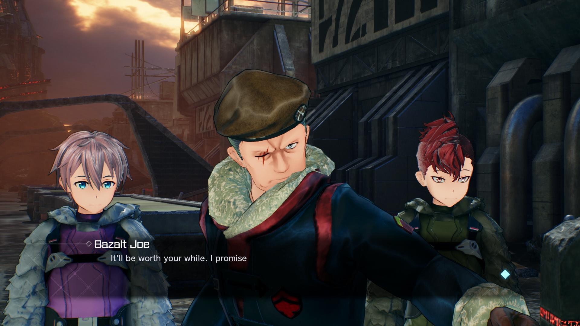 Sword Art Online Fatal Bullet Screen 20