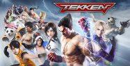 Tekken Mobile Banner