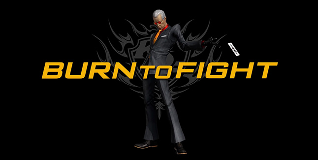 The king of fighters xiv dlc character oswald announced the king of fighters xiv oswald banner ccuart Images